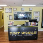 Showroom of Tint World