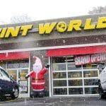 Santa Claus Inflatable