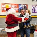 Santa with Child