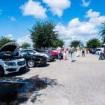 Katy, TX Grand Opening Parking Lot