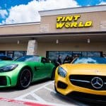 Green and Yellow Benz