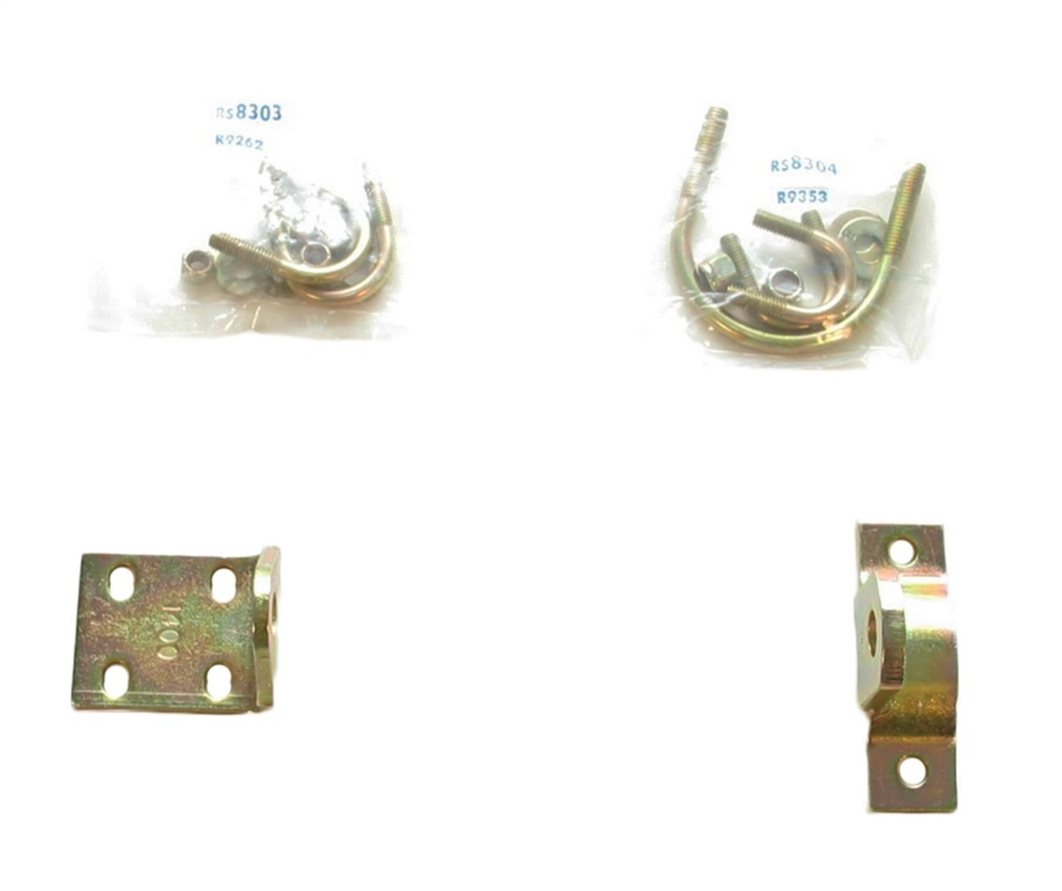 Steering Stabilizer Bracket Rancho RS5509