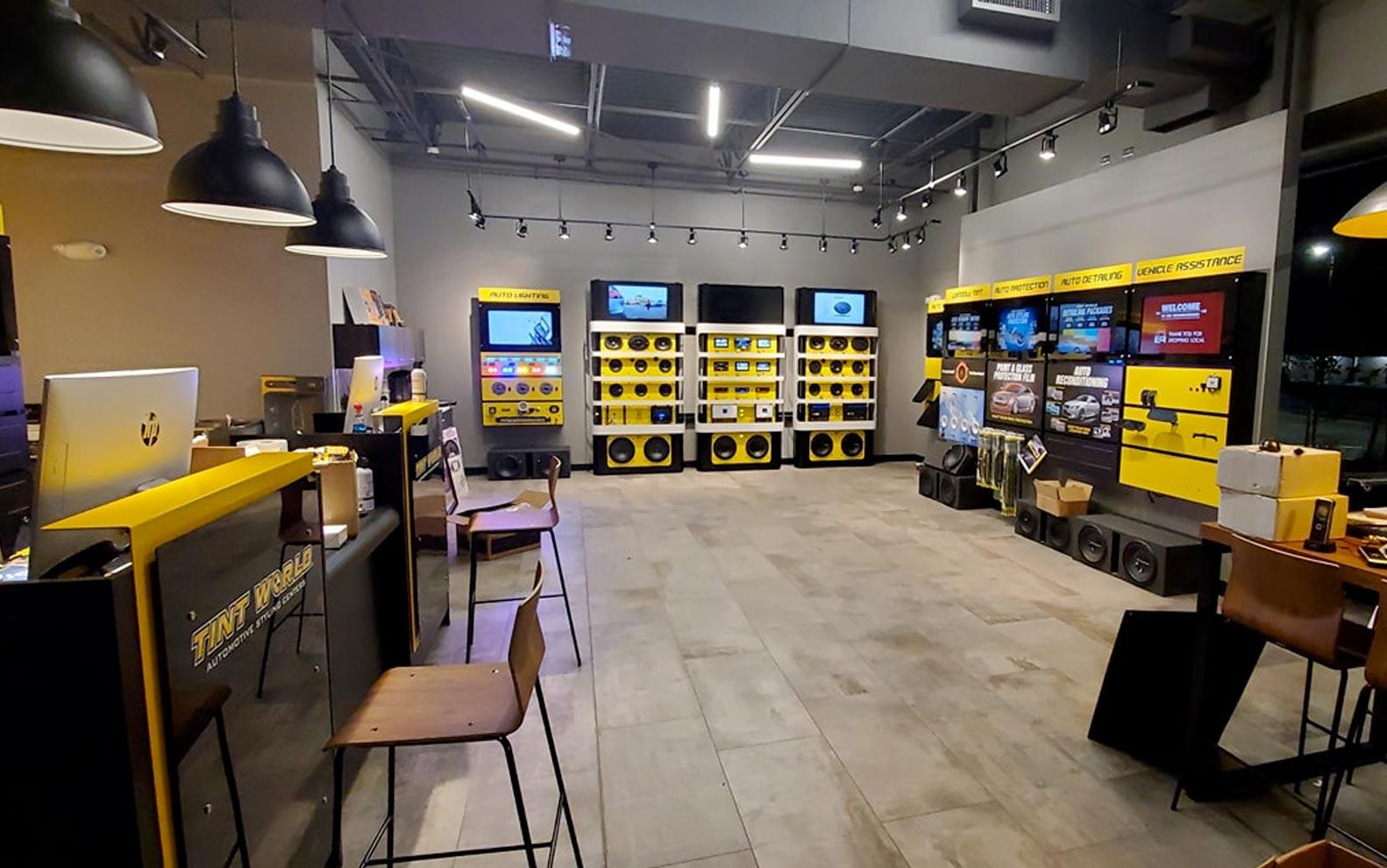 Tint World local Store